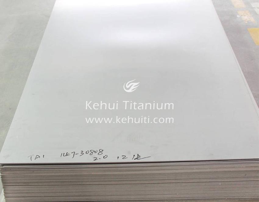 TA1钛板